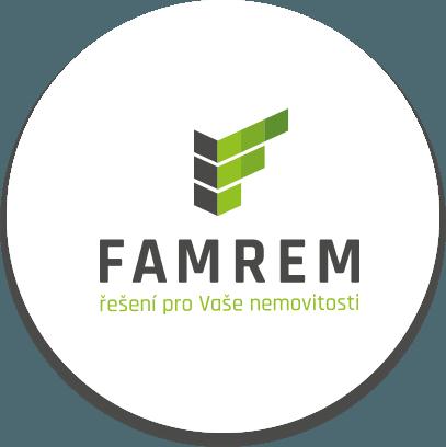 logo Famrem - řešení pro Vaše nemovitosti